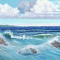 Ocean Pyramid by Gail Krol