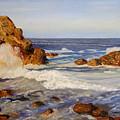 Ocean Rock by Quwatha Valentine