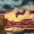 Ocean Storm by Brandy Vasquez
