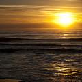Ocean Sunrise by Christina Durity