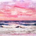 Ocean Sunrise by Francesa Miller