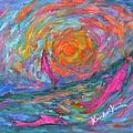 Ocean Swirl by Kendall Kessler