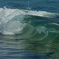 Ocean Wave 5 by Ernie Echols