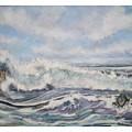 Ocean Wave by Hal Newhouser