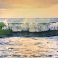 Ocean Waves by Dapixara Art