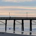 Oceanside Pier - 2  by Christy Pooschke