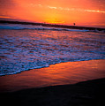 Oceanside Sunset by Misty Tienken