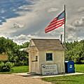 Ochopee Florida Post Office  by Ginger Wakem