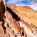 Ochre Pits #3 - West Mcdonald Ranges by Lexa Harpell