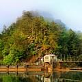Ocoee Dam 2 by Kathryn Meyer