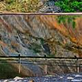 Ocoee Dam Reflection by Kathryn Meyer
