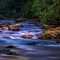 Oconaluftee River Run by Andy Crawford