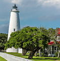 Ocracoke Island Lighthouse  by Wayne Reynolds