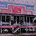 Ocracoke Island Shop by Wayne Potrafka