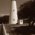 Ocracoke Lighthouse by Skip Willits