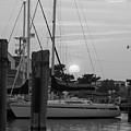 Ocracoke Sunset  by Randy Edwards
