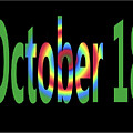 October 18 by Day Williams