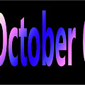 October 6 by Day Williams