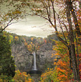 October At Taughannock by Jessica Jenney