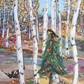 October Christmas by Sarah Wharton White