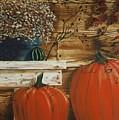 October Decor by Eileen Blair