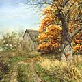 October Glory by Doug Kreuger