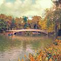 October In Central Park by John Rivera