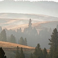 October In The Palouse by Jerry McCollum