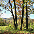 October In Vermont by Deborah Benoit