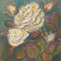 October Rose by Anna Folkartanna Maciejewska-Dyba