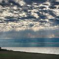 October Sky by William Selander