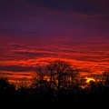 October Sunrise 2 by Chad Rowe