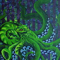 Octopus by Alexis Betourney