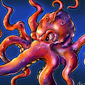 Octopus by Andrew Ellis