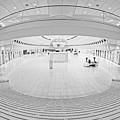 Oculus Transit Hub Wtc Concierge by Susan Candelario