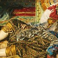 Odalisque by Pg Reproductions