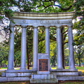 Odd Fellows Memorial by Robert Storost