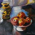 Ode To Cezanne by Doranne Alden