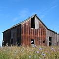 Odell Barn I by Dylan Punke