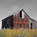 Odell Barn Vi by Dylan Punke