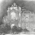 Odessa Theater  by Denis Chernov