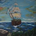 Odyssey by Tzvetanka Apostolova