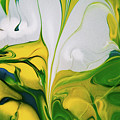 Oeil De La Fleur by Patti Schulze