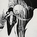 Of A Neophyte And How The Black Art Was Revealed Unto Him by Aubrey Beardsley
