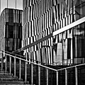 Office Buildings Reflections by Brothers Beerens