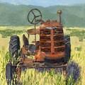 Offset High Crop by David King