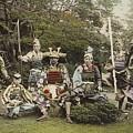 Ogawa, Kazumasa Sights And Scenes In Fair Japan. by Ogawa Kazumasa