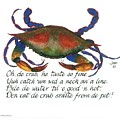 Oh De Crab by Vida Miller