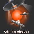 Oh I Believe  Se by Mike McGlothlen
