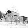 Ohio Barn by Lorraine Baum
